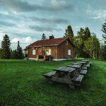 Schitterende bungalows op het park