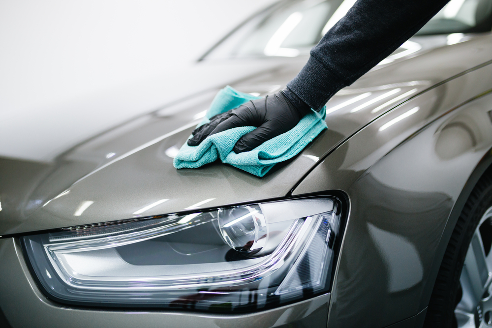 auto poetsen Apeldoorn